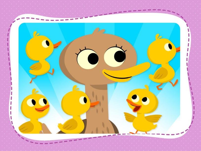 Five Little Ducks by Amanda Rose