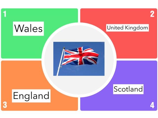Flags Of The United Kingdom  by Heidi Mitton