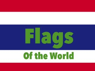 Flags Of The World by Belinda Job
