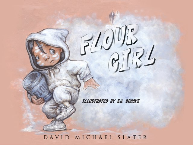 Flour Girl by David Michael Slater