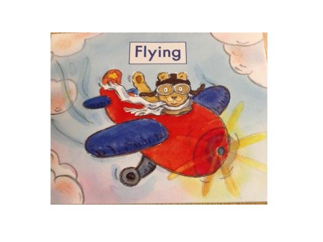 Flying LLI Green Book 11LevelA by Sheila Collector
