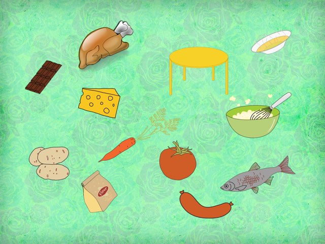 Food 1 by Bodil Gutedal
