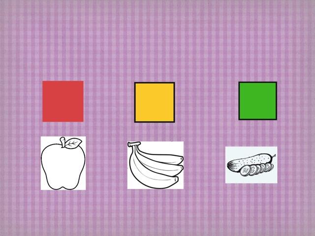 Food Colours by Enas Tawfeiq