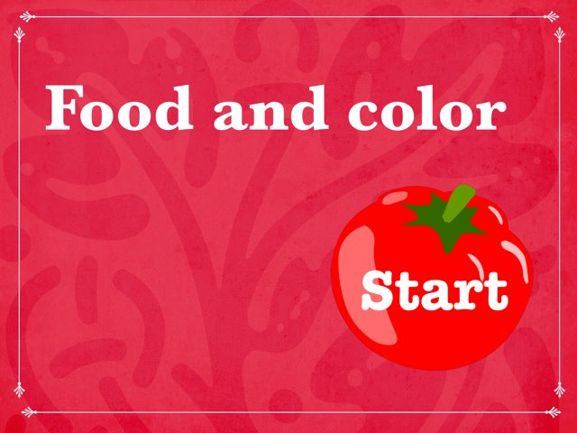 Food and Color by Marah Alasali