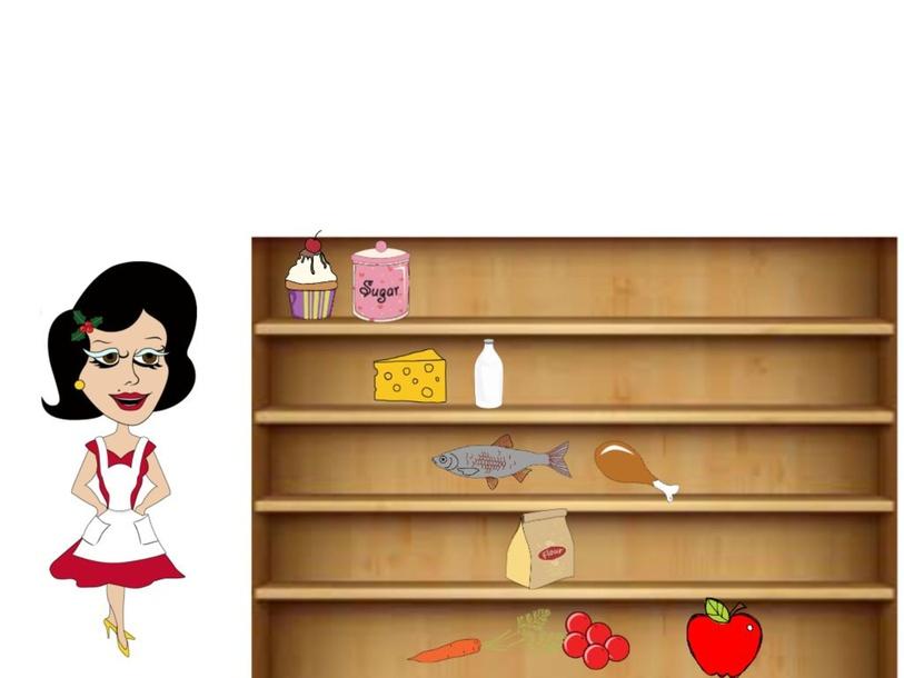 Food Categories by Asma AA