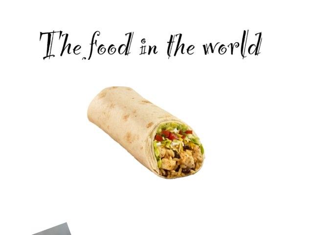 Food by Lour Elfar