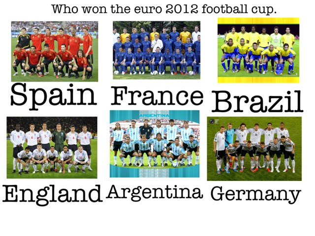 Football Quiz by Summer School