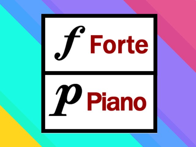 Forte Or Piano? by A. DePasquale