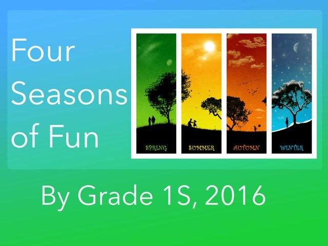 Four Seasons Of Fun by Jennifer Alexander