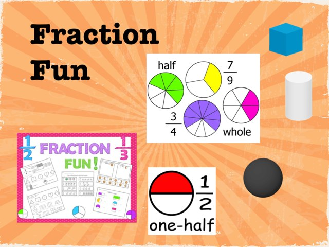 Fraction Fun by Gavin Thomas