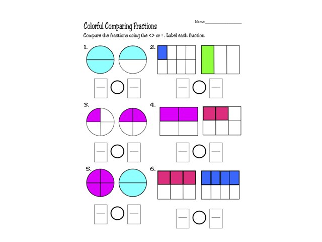 Fractions Game  by Bryony Read