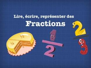 Fractions Simples by Annabelle Fiévet