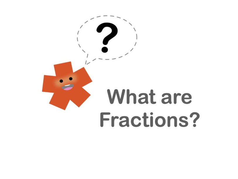 Fractions by Moses Sia