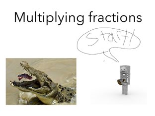 Fractions by Tyler Ekholm