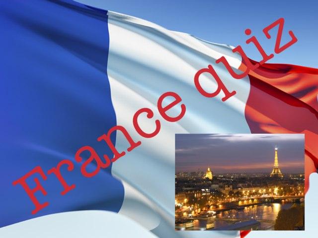 France Quiz by Summer School