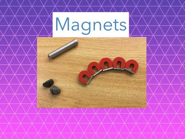 Francesca's Marvelous Magnet Game by Frances Chapin