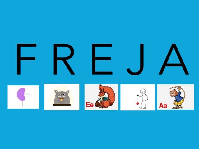 Freja by Mie Jørgensen