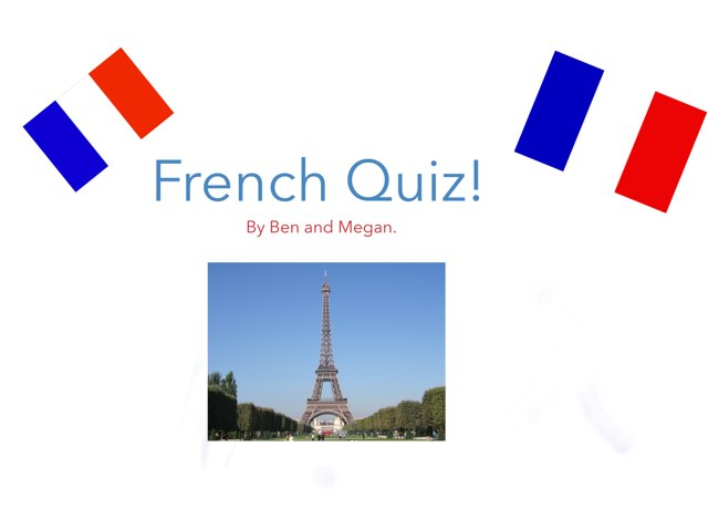 French Quiz by James Brownell