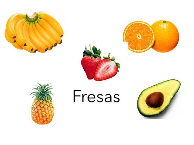 Fresas@@ by Curso CFTIC