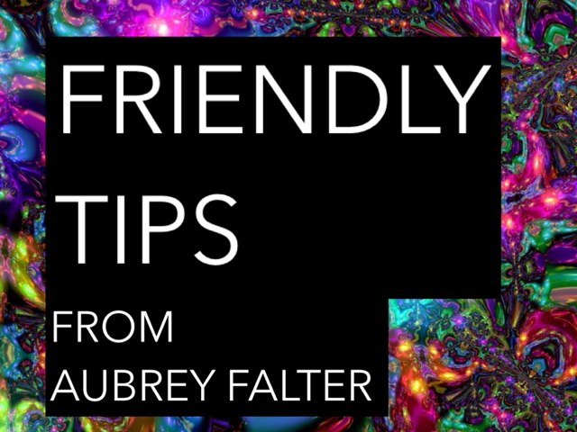 Friendly Tips To Be A Friend by Doni Douglass