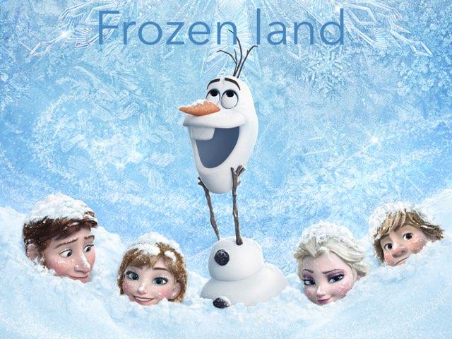 Frozen Land by Yulia Tyshchenko