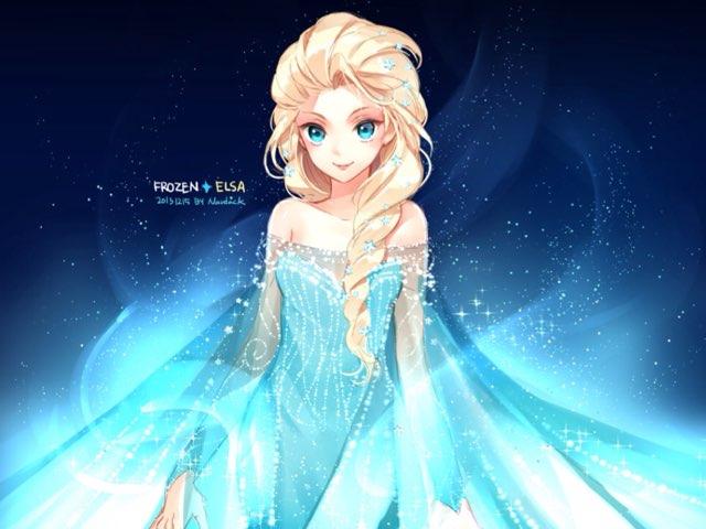 Frozen Songs by Carolyn Rodriguez