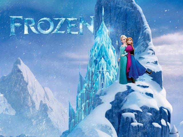 Frozen by Дашуля Бабанина
