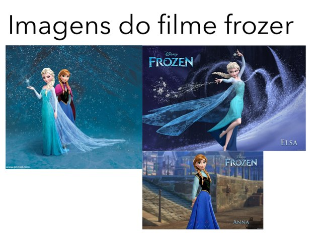 Frozer  by Sandra Daniela