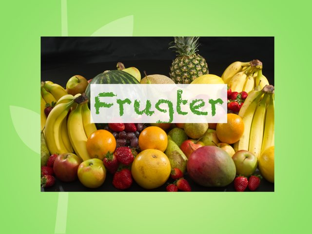 Frugter by Anne-Marie Tange-Pagaard