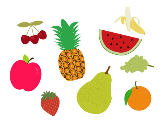 Fruit by Jan Chalmer