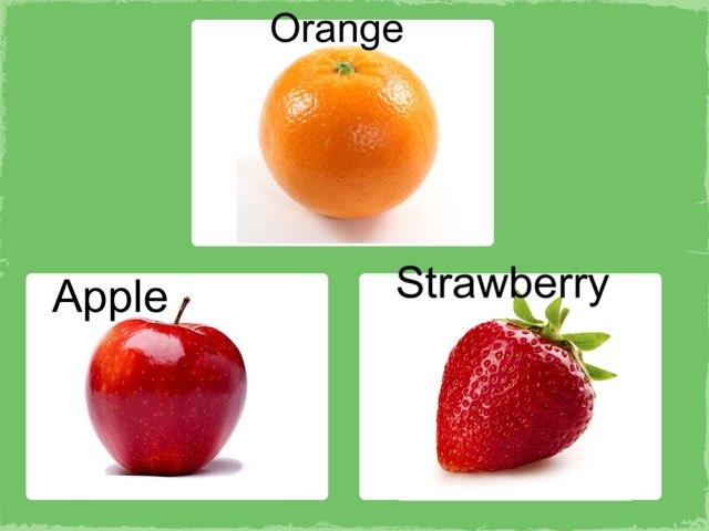 Fruit by Amanda Mayster
