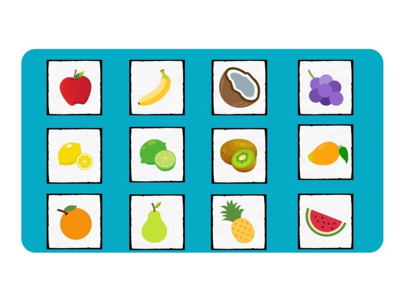 Fruit by Lauren Hamilton Saez
