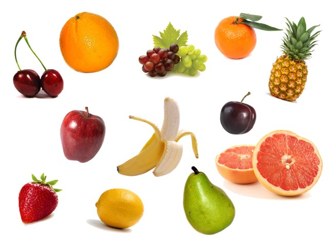 Fruits by Bente Andsbjerg