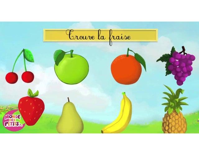 Fruits by Dieudonne Albert