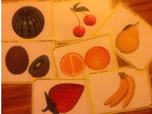 Fruits by Barbi Bujtas