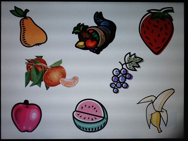 Fruits by April Fung
