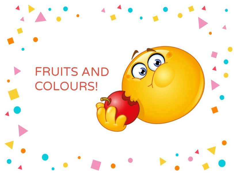 Fruits and colours! by Agustina Suarez