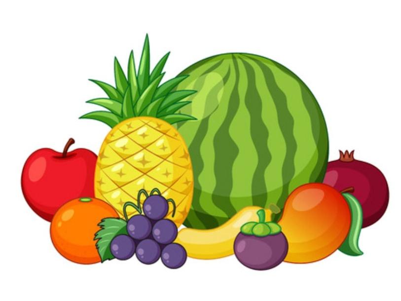 Fruits by Belle Alde
