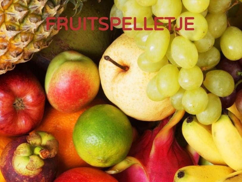 Fruitspelletje by luc.tresignie.telenet.be