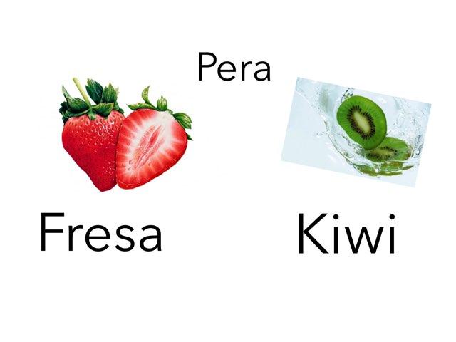 Fruta by Curso CFTIC