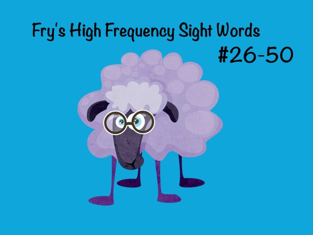 Fry Sight Words 2 by Ellen Weber