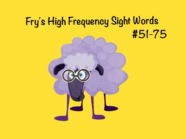 Fry Sight Words 3 by Ellen Weber