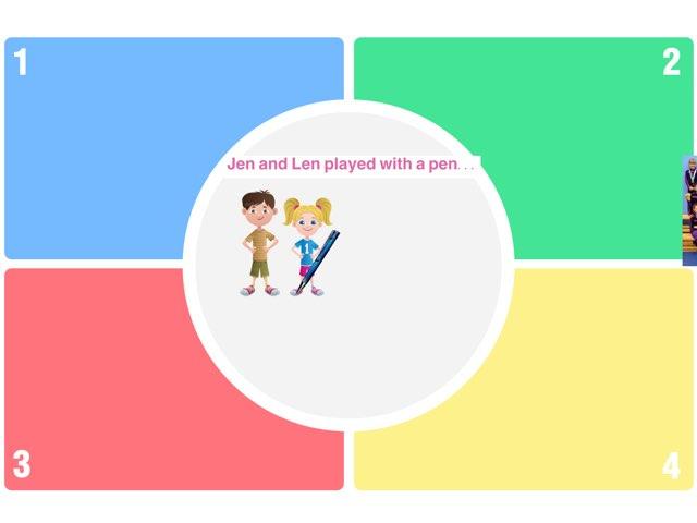 Fun Game by Abi webb