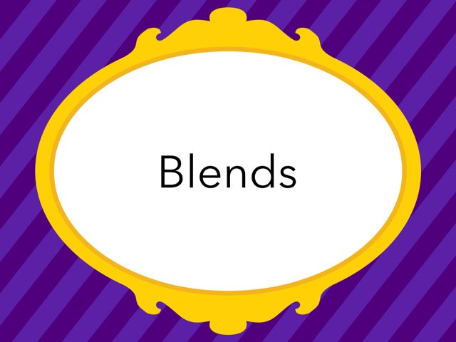Fun With Blends by Kelly Whitley