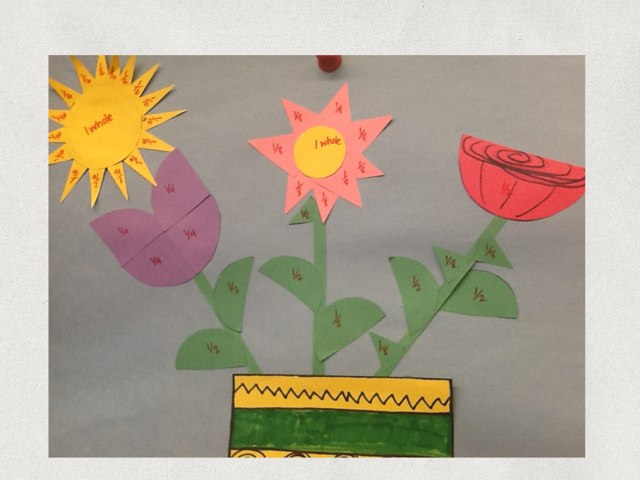 Fun With Fractions! by Linda Motta