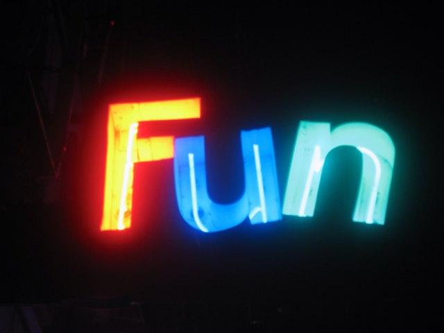 Fun by Luke Fi