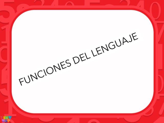 Funciones Del Lenguaje  by José Molina Hernández