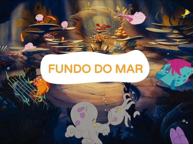 Fundo do Mar by Manoella Ripamonti