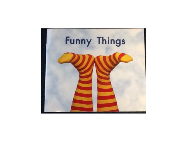 Funny Things E Book by iat hcpss