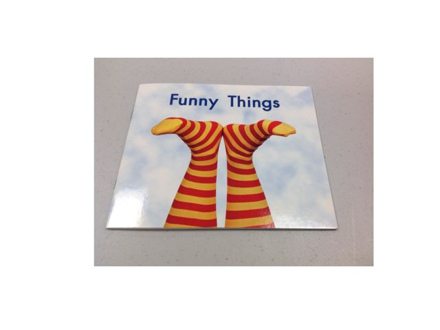 Funny Things by Chrissy Waned